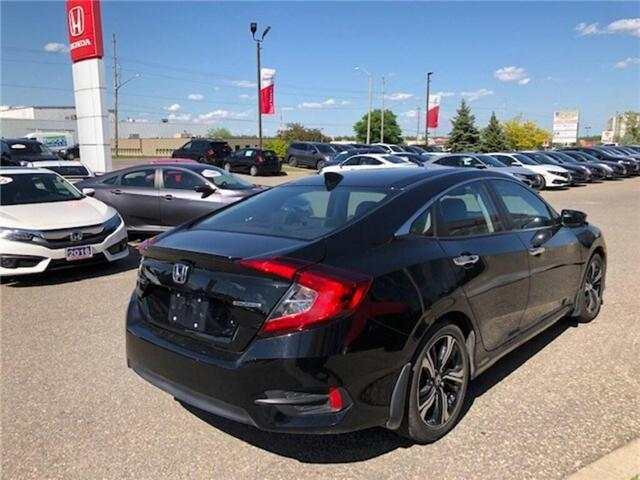 2017 Honda Civic Touring (Stk: K1112A) in Georgetown - Image 2 of 10
