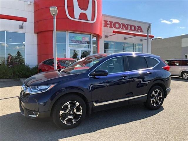 2017 Honda CR-V Touring (Stk: P7094) in Georgetown - Image 1 of 13
