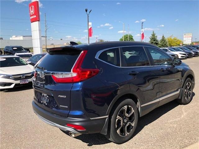 2017 Honda CR-V Touring (Stk: P7094) in Georgetown - Image 2 of 13