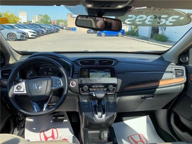 2017 Honda CR-V Touring (Stk: P7094) in Georgetown - Image 3 of 13