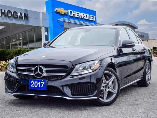 2017 Mercedes-Benz C-Class Base (Stk: A222450) in Scarborough - Image 1 of 26
