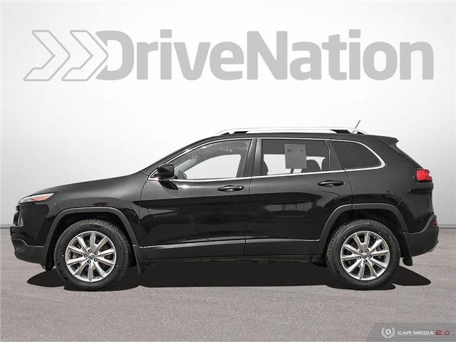 2015 Jeep Cherokee Limited (Stk: B1954A) in Prince Albert - Image 3 of 25