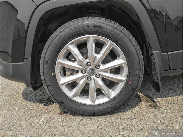 2015 Jeep Cherokee Limited (Stk: B1954A) in Prince Albert - Image 6 of 25