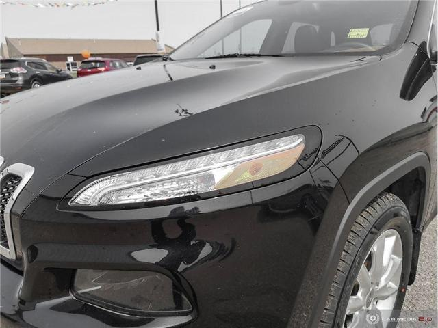 2015 Jeep Cherokee Limited (Stk: B1954A) in Prince Albert - Image 8 of 25
