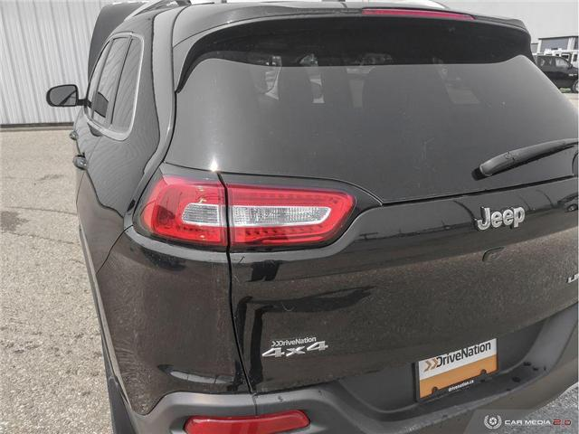 2015 Jeep Cherokee Limited (Stk: B1954A) in Prince Albert - Image 11 of 25