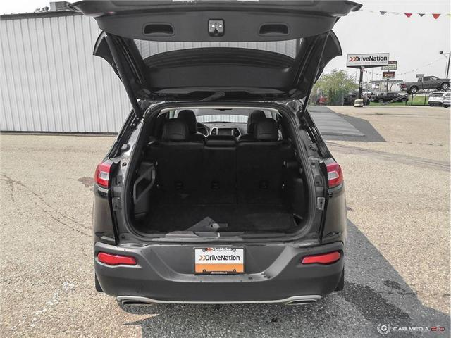 2015 Jeep Cherokee Limited (Stk: B1954A) in Prince Albert - Image 12 of 25