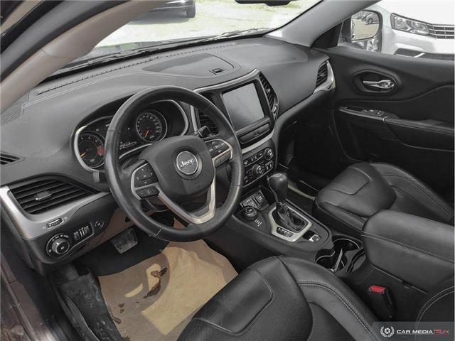 2015 Jeep Cherokee Limited (Stk: B1954A) in Prince Albert - Image 13 of 25