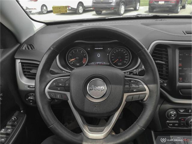 2015 Jeep Cherokee Limited (Stk: B1954A) in Prince Albert - Image 14 of 25