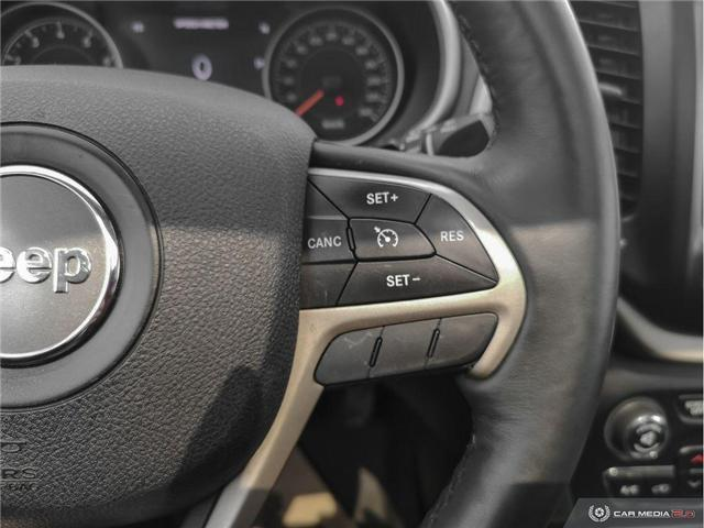 2015 Jeep Cherokee Limited (Stk: B1954A) in Prince Albert - Image 16 of 25