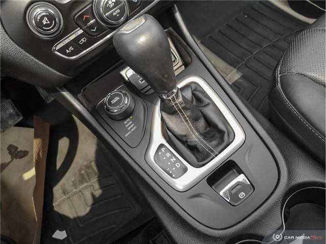 2015 Jeep Cherokee Limited (Stk: B1954A) in Prince Albert - Image 18 of 25