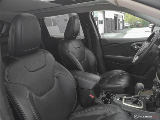 2015 Jeep Cherokee Limited (Stk: B1954A) in Prince Albert - Image 22 of 25