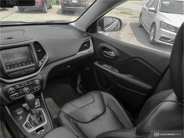 2015 Jeep Cherokee Limited (Stk: B1954A) in Prince Albert - Image 25 of 25