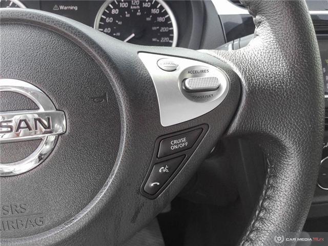 2018 Nissan Sentra 1.8 S (Stk: B1980) in Prince Albert - Image 16 of 25