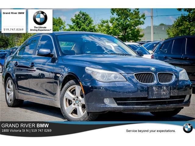 2008 BMW 528 xi (Stk: 50815B) in Kitchener - Image 1 of 6