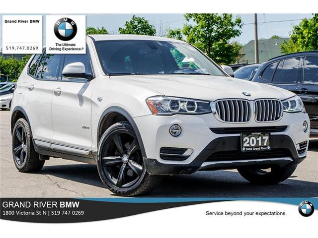 2017 BMW X3 xDrive35i (Stk: 50873A) in Kitchener - Image 1 of 22