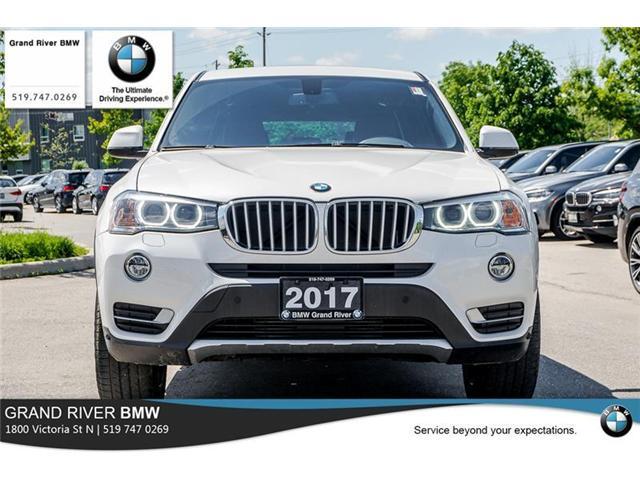 2017 BMW X3 xDrive35i (Stk: 50873A) in Kitchener - Image 2 of 22