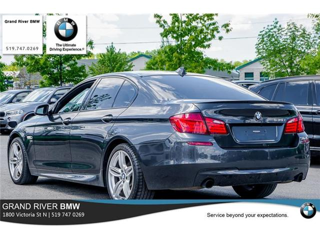2011 BMW 535i xDrive (Stk: PW4646A) in Kitchener - Image 2 of 6