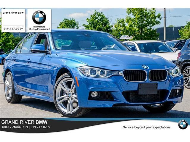 2015 BMW 335i xDrive (Stk: PW4854) in Kitchener - Image 1 of 22