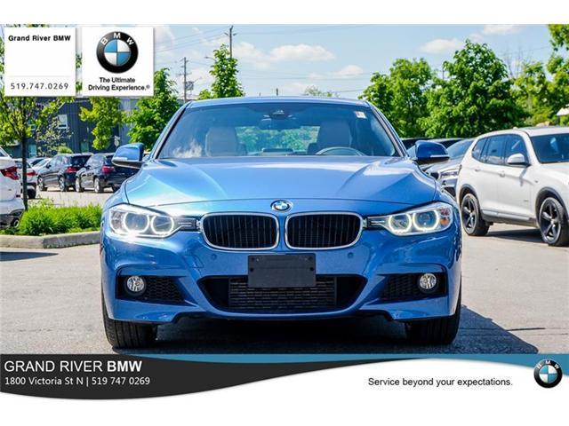 2015 BMW 335i xDrive (Stk: PW4854) in Kitchener - Image 2 of 22