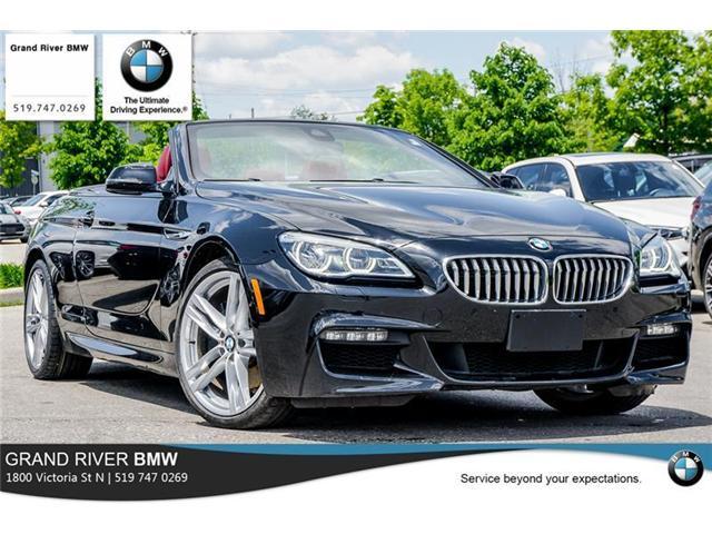 2016 BMW 650i xDrive (Stk: PW4874) in Kitchener - Image 1 of 22