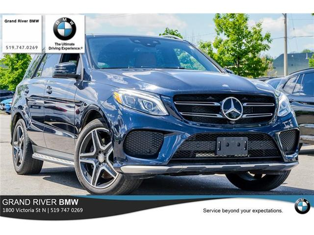 2016 Mercedes-Benz GLE-Class Base (Stk: T50872A) in Kitchener - Image 1 of 22