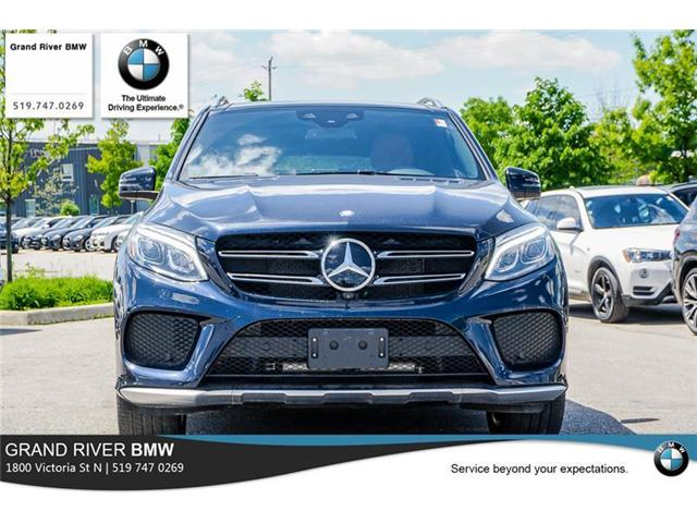 2016 Mercedes-Benz GLE-Class Base (Stk: T50872A) in Kitchener - Image 2 of 22