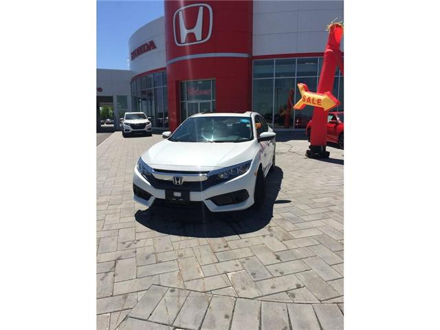 2017 Honda Civic EX (Stk: B0313) in Ottawa - Image 1 of 10