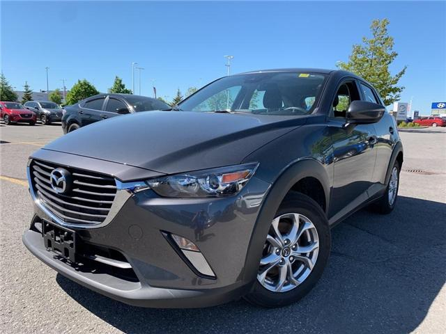 2018 Mazda CX-3 GS (Stk: 10609A) in Ottawa - Image 1 of 24