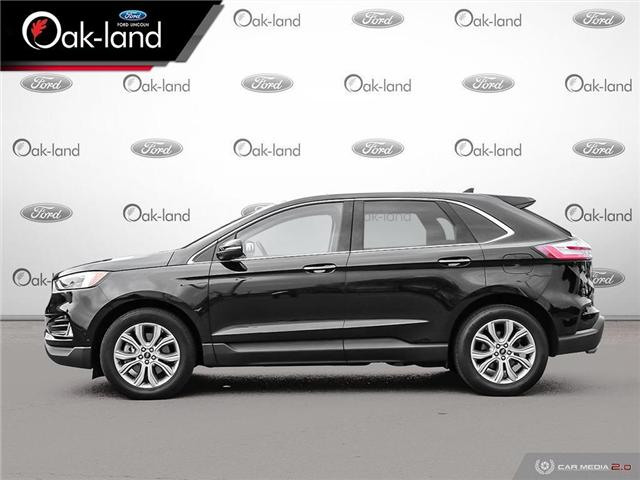 2019 Ford Edge Titanium (Stk: A3138) in Oakville - Image 3 of 27