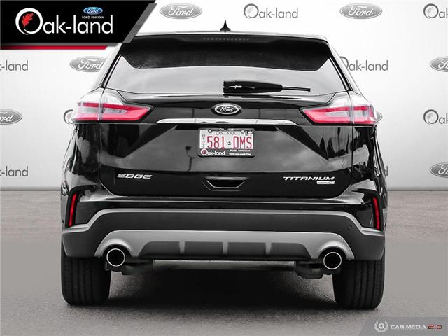 2019 Ford Edge Titanium (Stk: A3138) in Oakville - Image 5 of 27