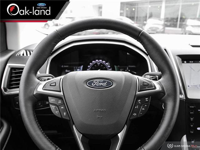 2019 Ford Edge Titanium (Stk: A3138) in Oakville - Image 14 of 27