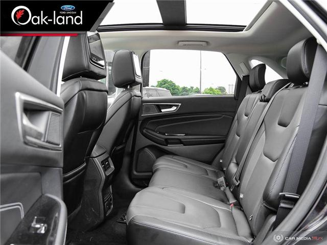 2019 Ford Edge Titanium (Stk: A3138) in Oakville - Image 24 of 27