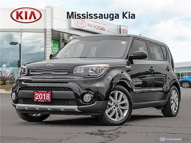 2018 Kia Soul EX (Stk: 90943P) in Mississauga - Image 1 of 27