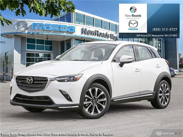 2019 Mazda CX-3 GT (Stk: 41168) in Newmarket - Image 1 of 23