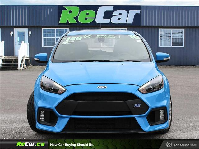 2016 Ford Focus RS Base (Stk: 181401A) in Saint John - Image 2 of 29