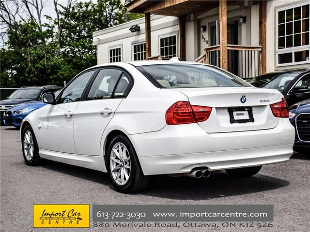 2011 BMW 323i  (Stk: 937486) in Ottawa - Image 6 of 30