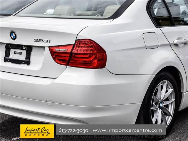 2011 BMW 323i  (Stk: 937486) in Ottawa - Image 11 of 30