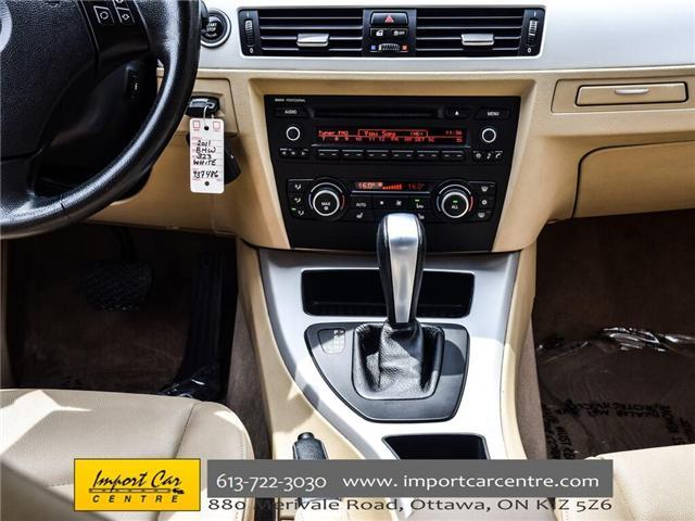 2011 BMW 323i  (Stk: 937486) in Ottawa - Image 26 of 30