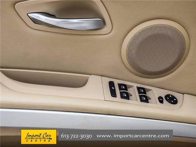 2011 BMW 323i  (Stk: 937486) in Ottawa - Image 30 of 30