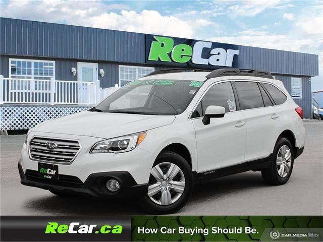 2016 Subaru Outback 2.5i (Stk: 181426A) in Saint John - Image 1 of 23