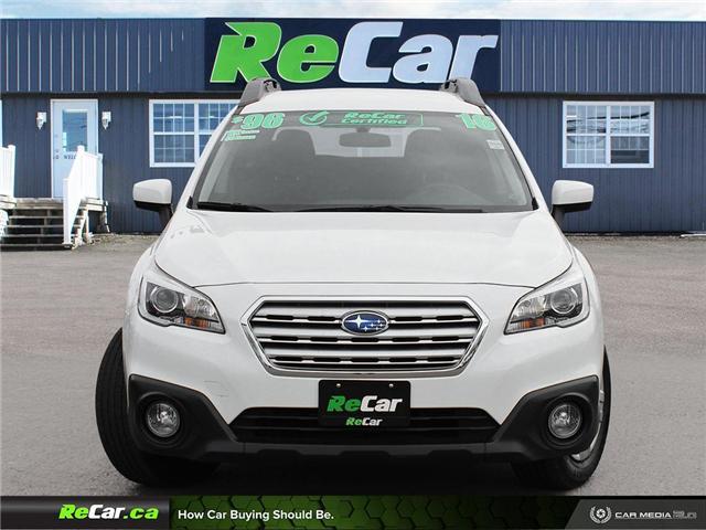 2016 Subaru Outback 2.5i (Stk: 181426A) in Saint John - Image 2 of 23
