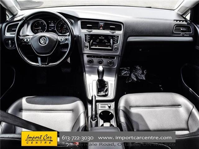 2015 Volkswagen Golf 2.0 TDI Comfortline (Stk: 041335) in Ottawa - Image 23 of 30