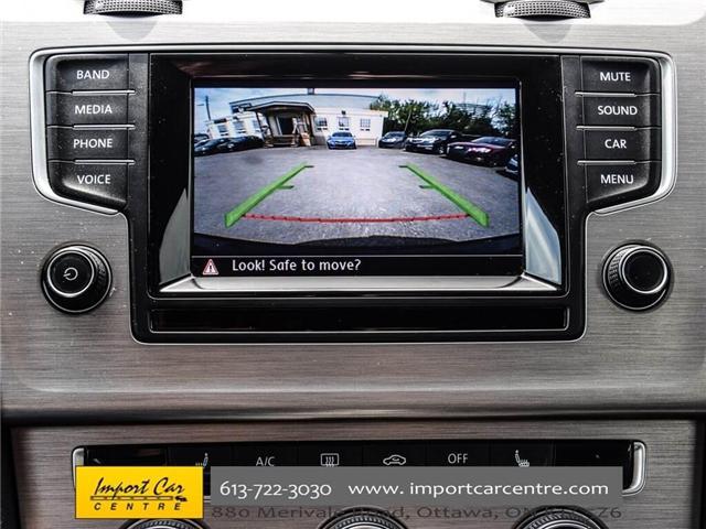 2015 Volkswagen Golf 2.0 TDI Comfortline (Stk: 041335) in Ottawa - Image 26 of 30