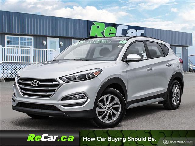 2018 Hyundai Tucson Luxury 2.0L (Stk: 181381A) in Saint John - Image 1 of 25