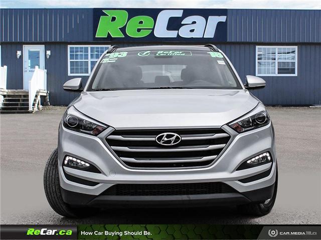 2018 Hyundai Tucson Luxury 2.0L (Stk: 181381A) in Saint John - Image 2 of 25