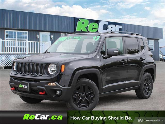 2017 Jeep Renegade Trailhawk (Stk: 181440A) in Saint John - Image 1 of 25