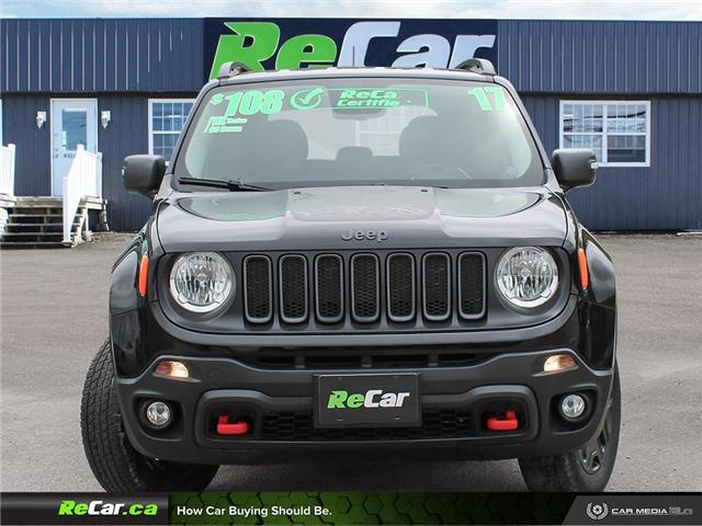 2017 Jeep Renegade Trailhawk (Stk: 181440A) in Saint John - Image 2 of 25