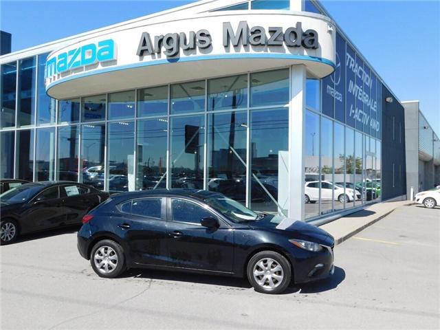 2014 Mazda Mazda3 Sport GX-SKY (Stk: 94858a) in Gatineau - Image 1 of 17
