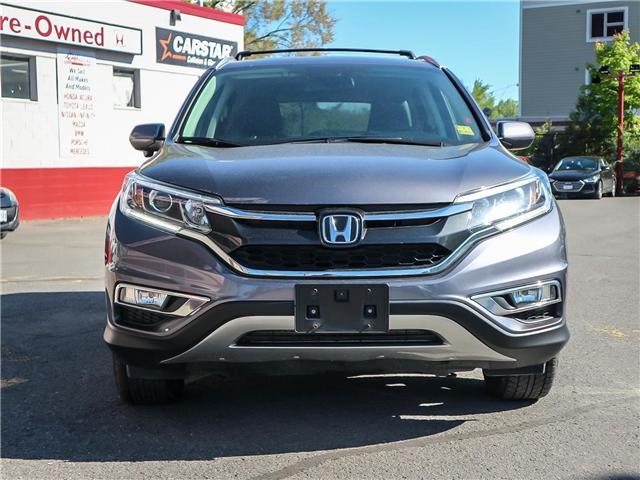 2016 Honda CR-V Touring (Stk: H7697-0) in Ottawa - Image 2 of 28