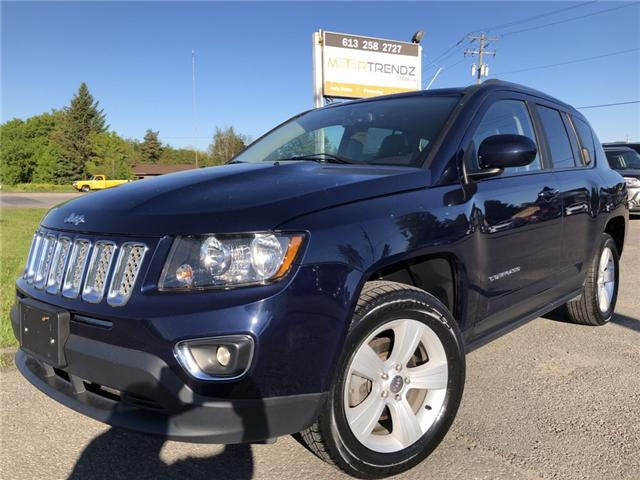 2017 Jeep Compass Sport/North (Stk: -) in Kemptville - Image 1 of 29